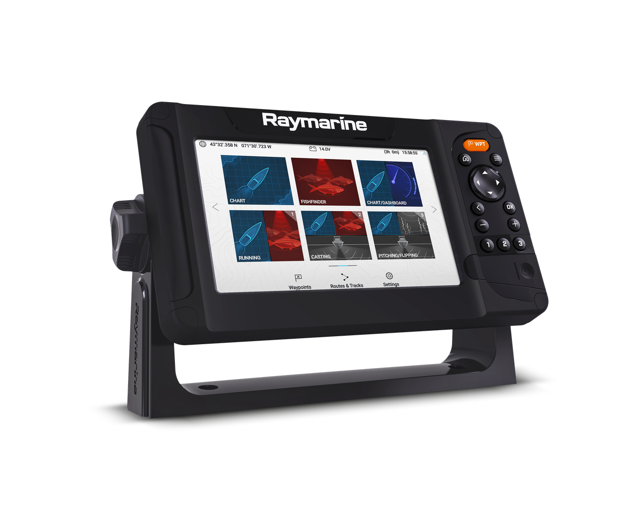 Raymarine Element 7 HV Home Right