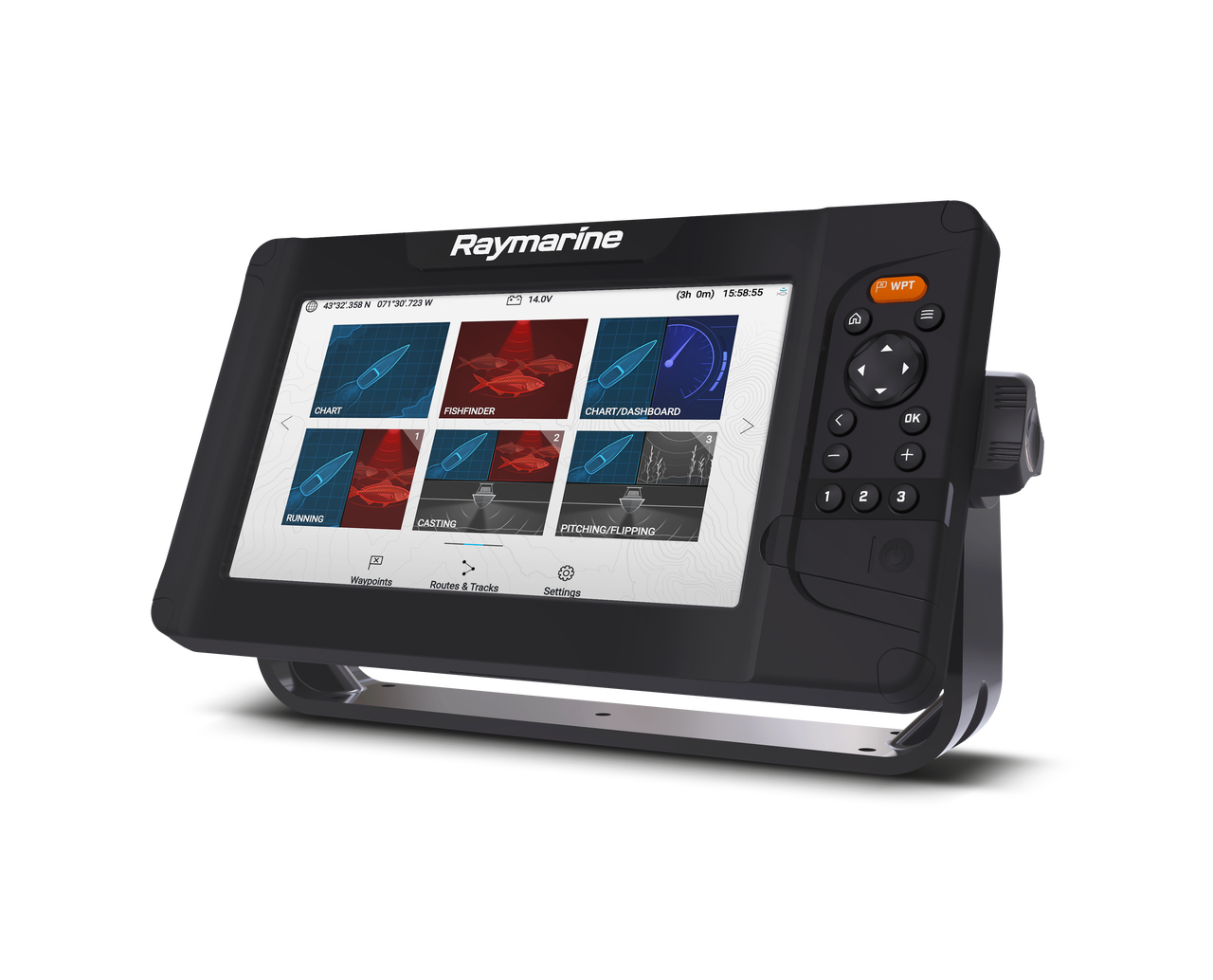 Raymarine Element 9 Home