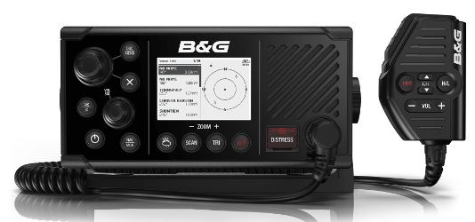 B&G V60-B Front