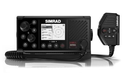 Simrad RS40-B Front