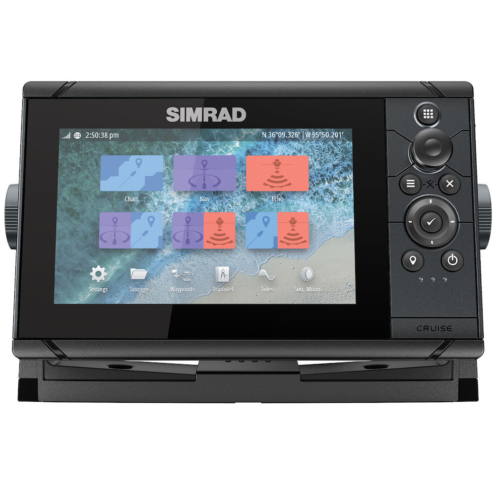 Simrad Cruise 7 Front