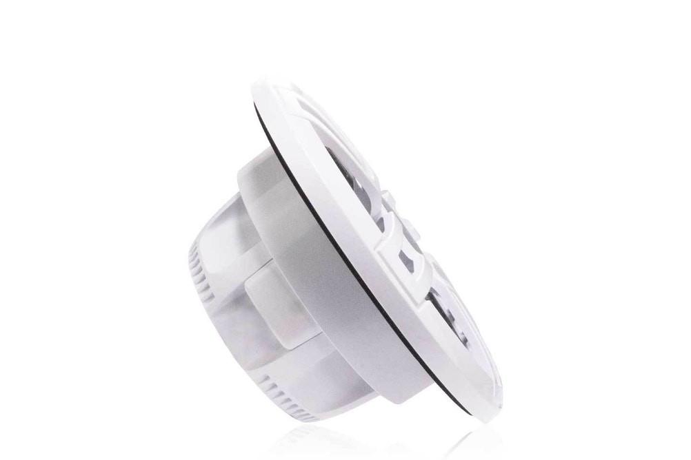 """Fusion XS Series 7.7"""" 260 Watt Sports Marine Speakers In Grey & White"""