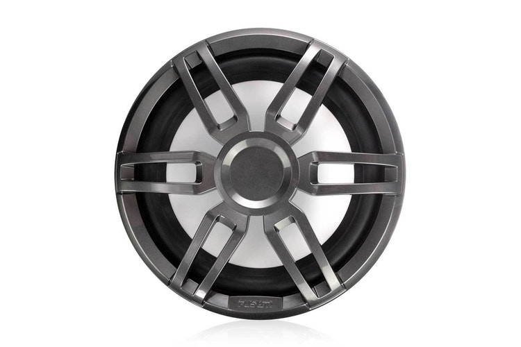 "Fusion XS Series 10"" 400 Watt Sports Marine Subwoofer In Black & White"