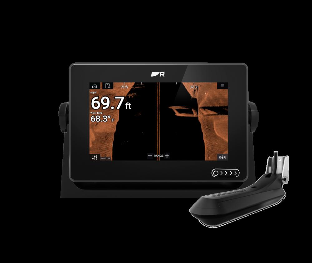 Axiom Plus 9 RV with RV-100 Transducer