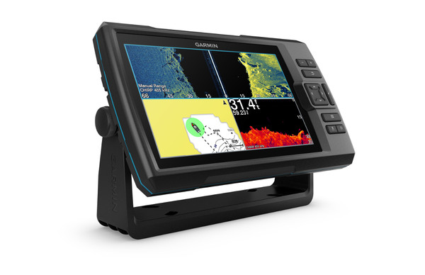 Garmin Striker Vivid 9sv Tilt Right