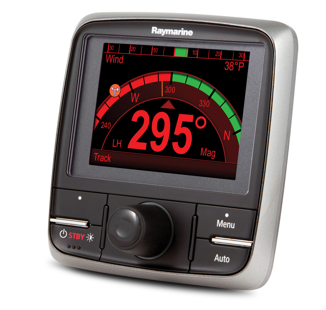 Raymarine p70R Control Head Display Right View
