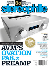 Vol.41 No.12 Stereophile December 2018