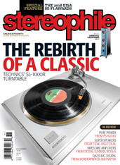 Vol.41 No.11 Stereophile November 2018