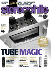 Vol.41 No.10 Stereophile October 2018