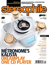 Vol.41 No.09 Stereophile September 2018