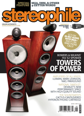 Vol.41 No.05 Stereophile May 2018