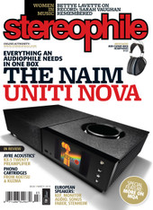 Vol.41 No.03 Stereophile March 2018