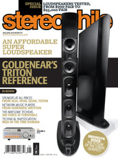 Vol.41 No.01 Stereophile January 2018