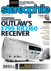 Vol.40 No.12 Stereophile December 2017