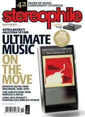 Vol.40 No.11 Stereophile November 2017