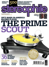 Vol.40 No.10 Stereophile October 2017