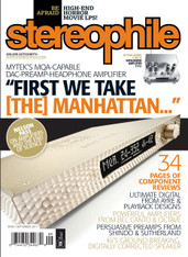 Vol.40 No.09 Stereophile September 2017