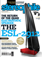 Vol.40 No.08 Stereophile August 2017