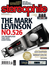 Vol.40 No.05 Stereophile May 2017