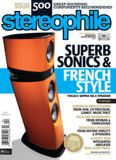 Vol.40 No.04 Stereophile April 2017