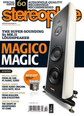 Vol.40 No.02 Stereophile February 2017