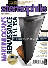 Vol.40 No.01 Stereophile January 2017