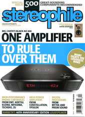 Vol.41 No.04 Stereophile April 2018