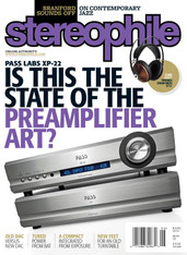 Vol.42 No.6 Stereophile June 2019