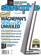 Vol.42 No.8 Stereophile August 2019