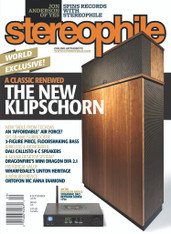 Vol.42 No.9 Stereophile September 2019