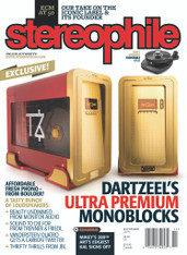 Vol.42 No.11 Stereophile November 2019