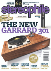 Vol.42 No.12 Stereophile December 2019