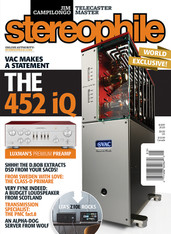 Vol.43 No.5 Stereophile May 2020