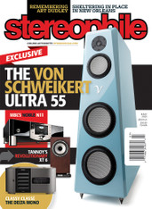 Vol.43 No.7 Stereophile July 2020