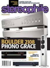 Vol.43 No.8 Stereophile August 2020