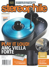 Vol.43 No.9 Stereophile September 2020