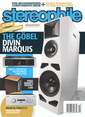Vol.43 No.10 Stereophile October 2020