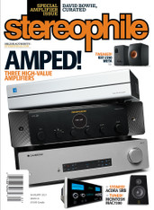 Vol.44 No.1 Stereophile January 2021