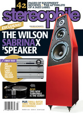 Vol.44 No.3 Stereophile March 2021