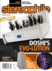 Vol.45 No.4 Stereophile May 2021