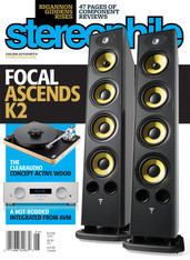 Vol.44 No.6 Stereophile June 2021