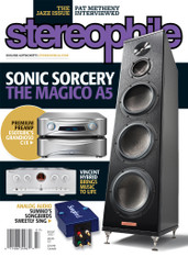 Vol.45 No.7 Stereophile July 2021