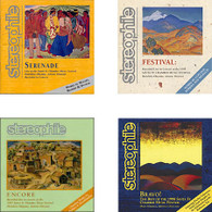 Santa Fe Music Festival 4 CD Set