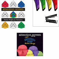 Attention Screen 3 CD Set