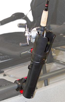 hobie rod holder assembly h rail 72020098