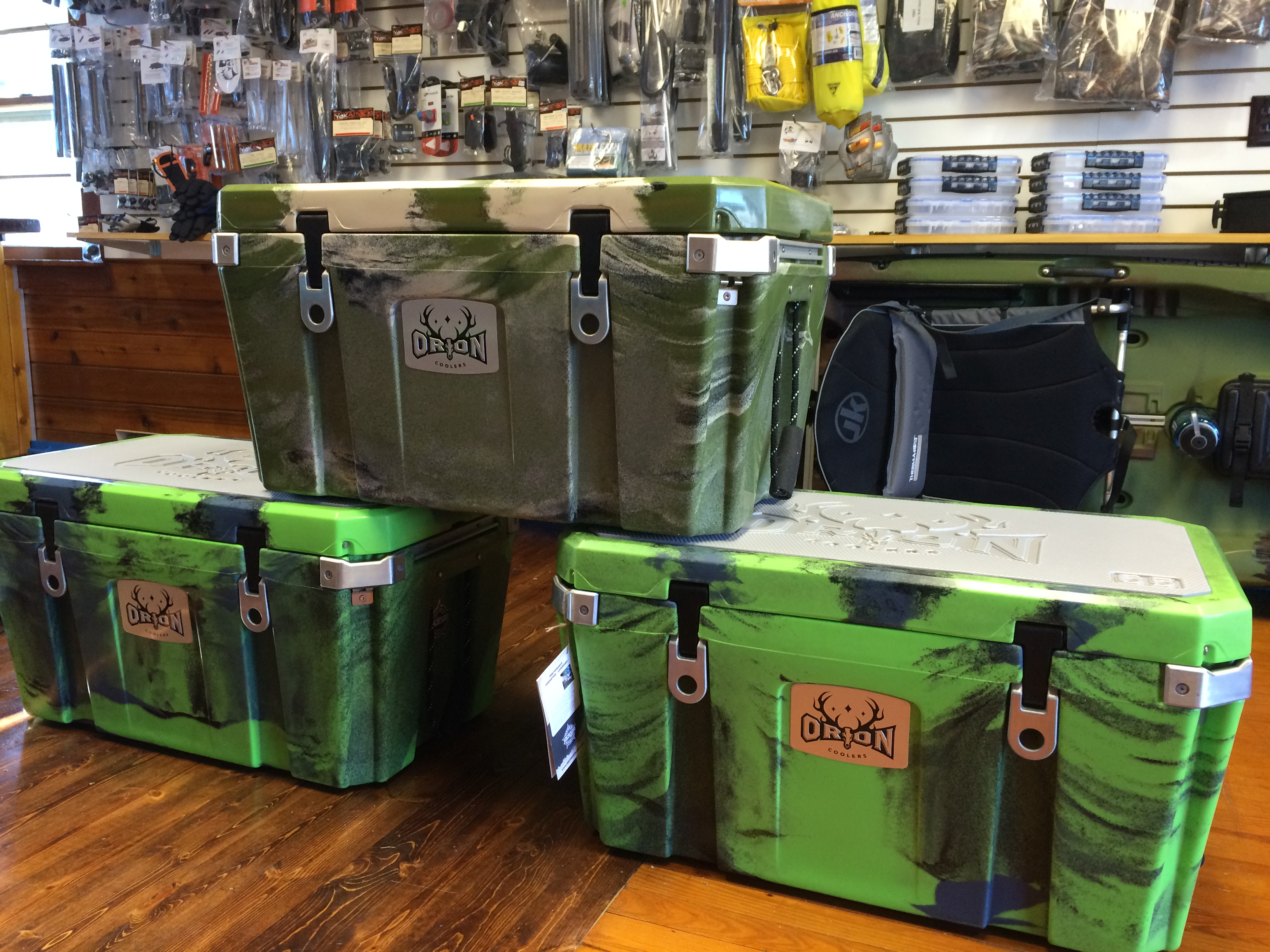 Orion Coolers Made By Jackson Kayak