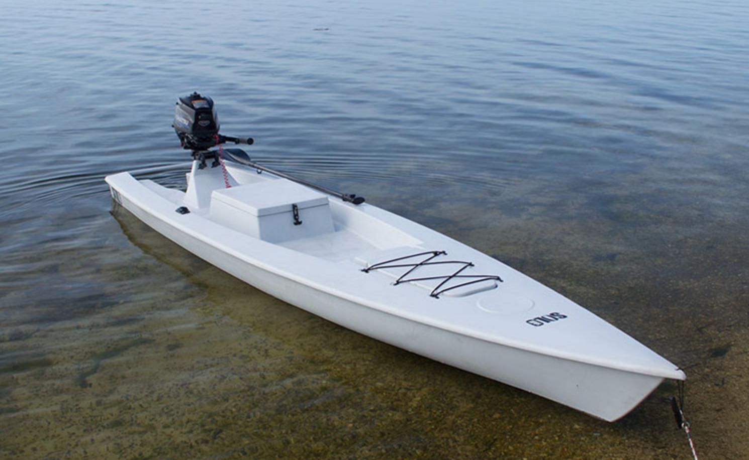 Foam Boat Craft