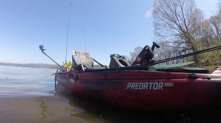 Kayak Bass Fishing National Championship by Aaron White
