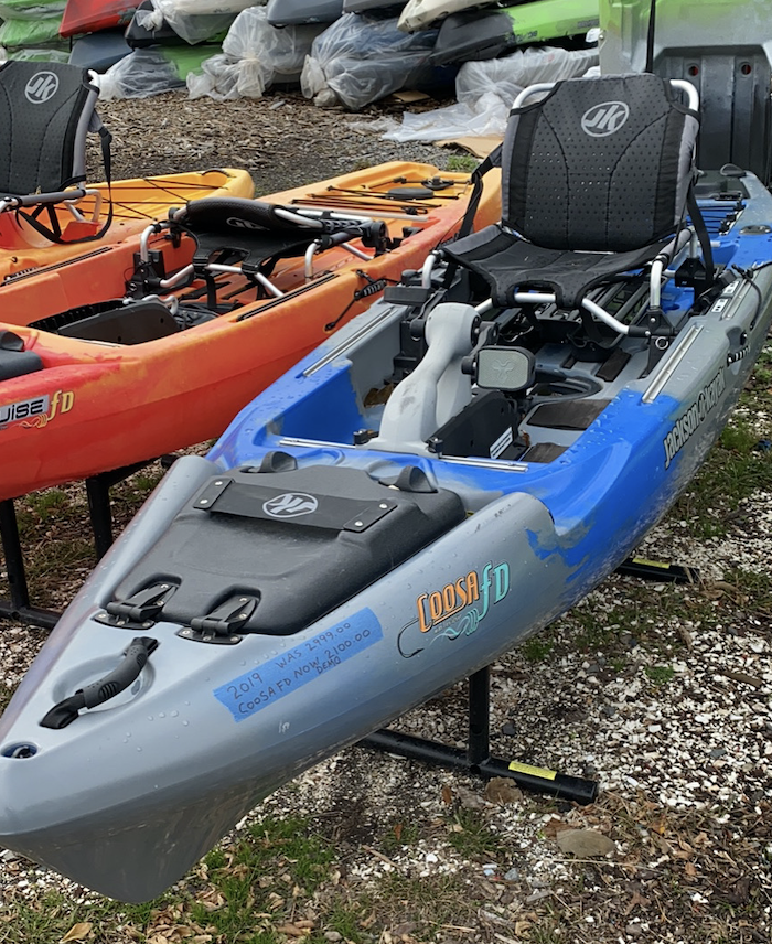 Delaware Paddlesports Inventory Of Used Kayaks Paddleboards