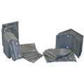 Dock Edge Dock 2 Go Modular 6' x 12' Floating Dock Hardware Kit [85-272-F]